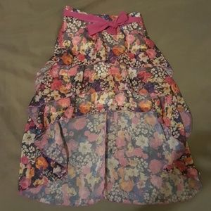 Other - Girl's high low skirt